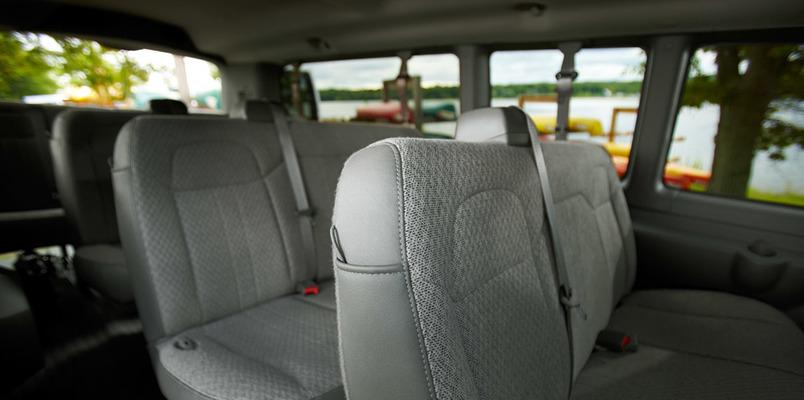 Vans - Going Green Limousine